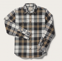 Filson Scout Shirt black white gold