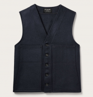 filson mackinaw wool vest