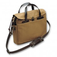 Filson Original Briefcase Farbe Tan