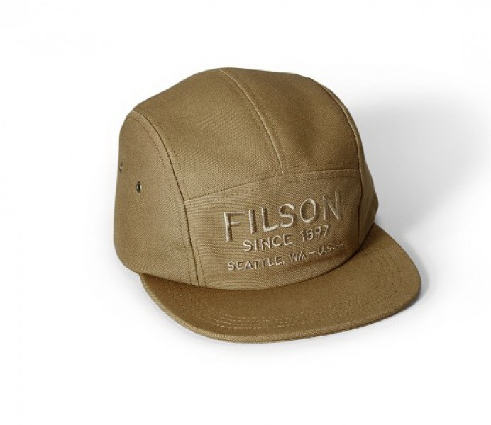 Filson 5-Panel Cap Canvas ( Art.-Nr. 30256 )