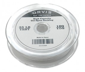 Orvis Gel-Spun Backing