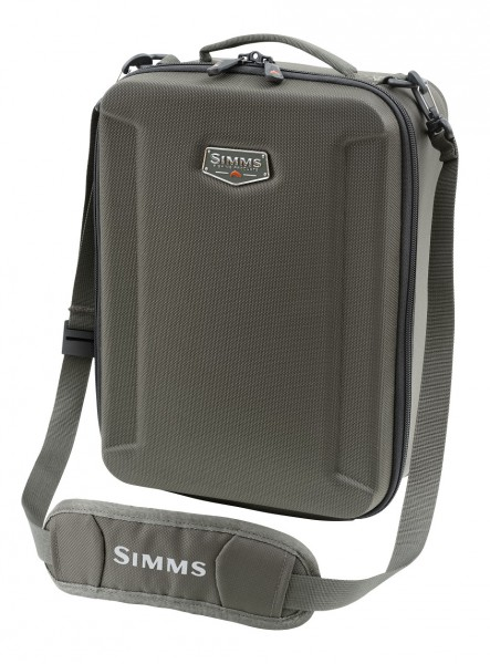 Simms Bounty Hunter Reel Case Large Rollentasche