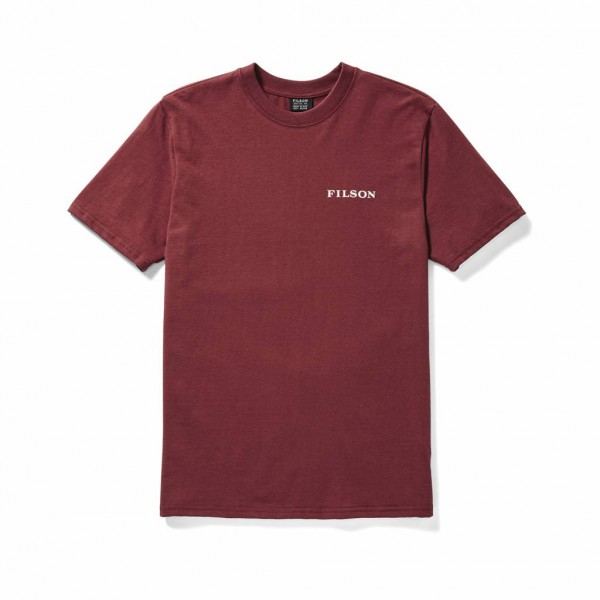 Filson S/S Outfitter Graphic T-Shirt ( Art.-Nr. 27781 )