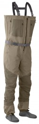 Orvis Silver Sonic Zippered Wathose