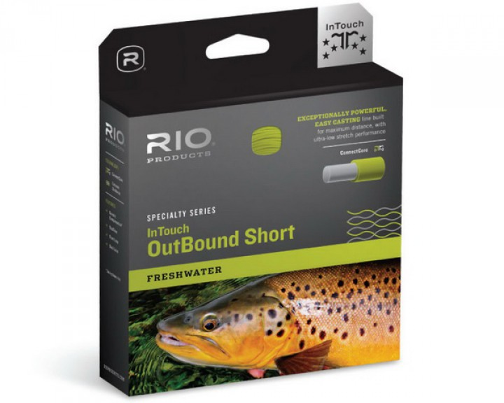 Rio InTouch Outbound Short Hover Fliegenschnur
