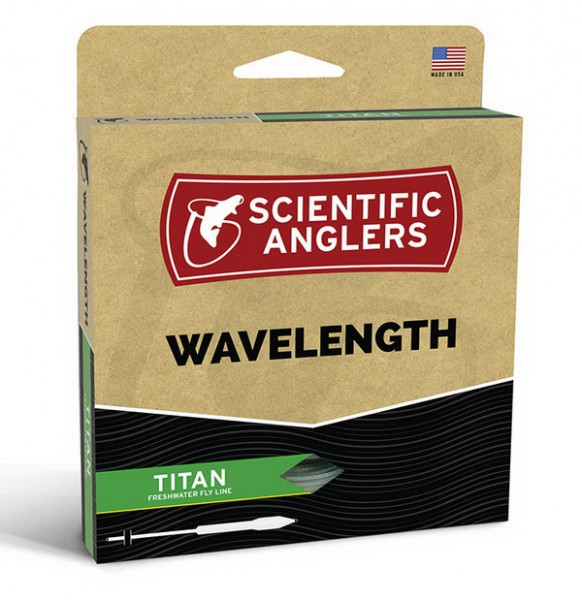 Scientific Anglers Wavelength Titan Fliegenschnur